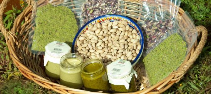 Bronte pistacchio etna