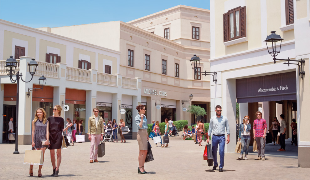 The Sicilia Outlet Village | Shopping in Sicily | Massimo Villas