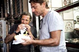 street food in Sicily
