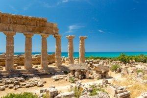 Selinute Sicily