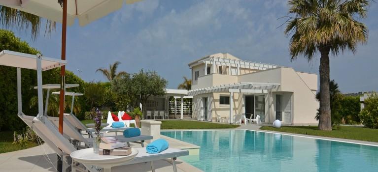 villa archimede sicily