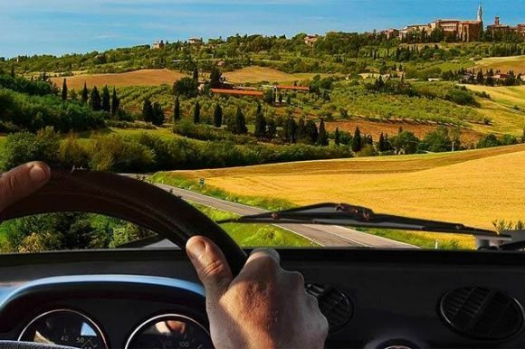 Travelling in Tuscany