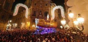 Top 5 festival in Sicily: Santa Rosalia in Palermo