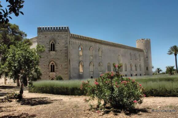 Visiting Castello di Donnafugata