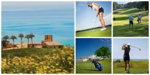Top 5 Golf courses in Sicily