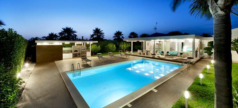 Villa moresca sicily