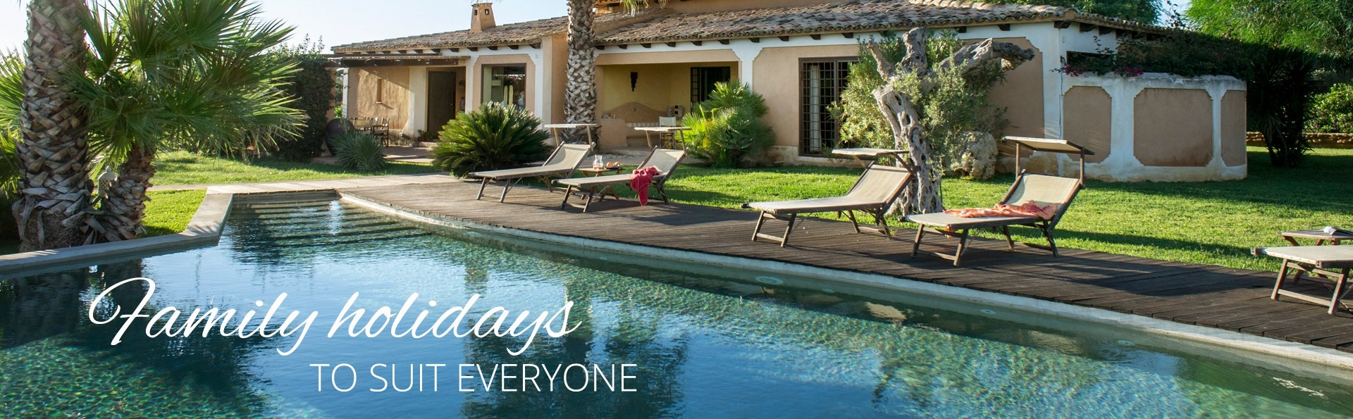 Exclusive Villas in Sicily