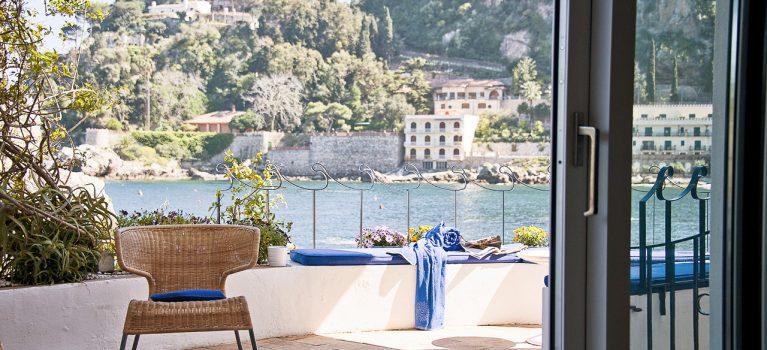 Terrace Casa La Riva
