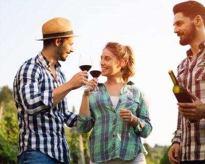 wine tasting in Sicily