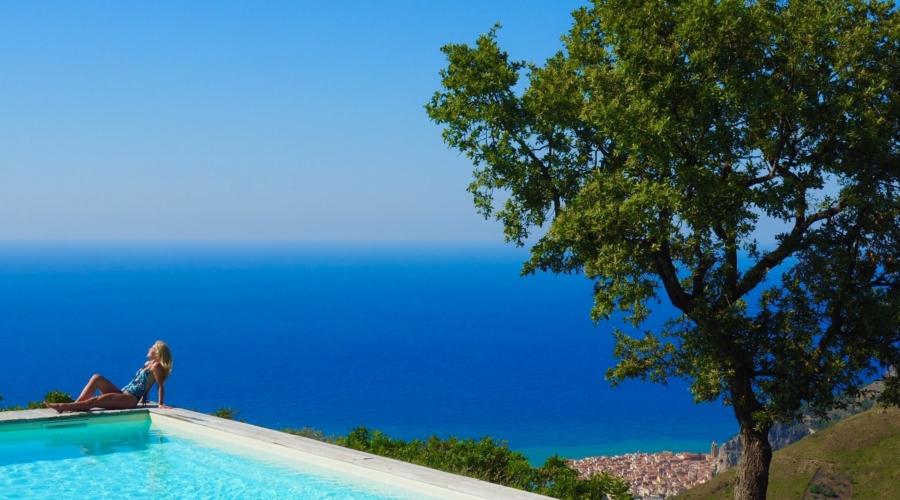 Villa Palomina - Sicily - Cefalu