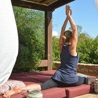 experience image In Villa private yoga session