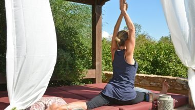 Yoga experience in Sicily