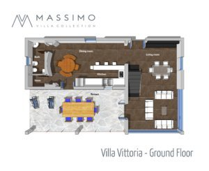 Villa Vittoria - Ground Floor FINALE MOD