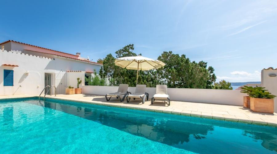 Villa Can Linea Formentera Spain