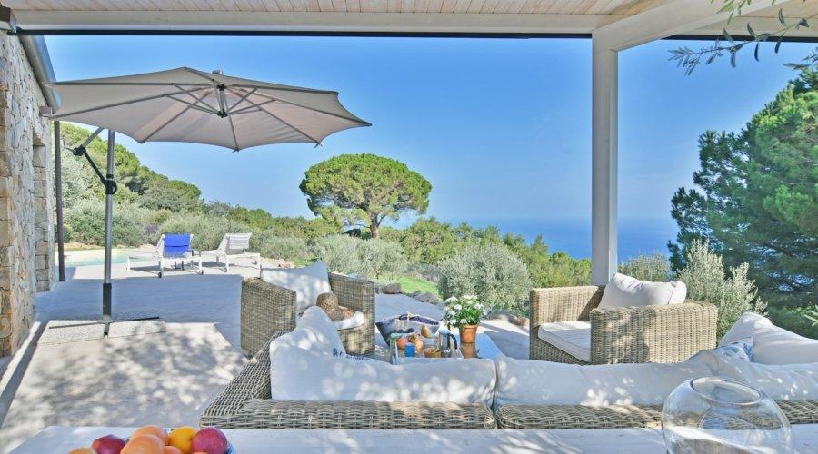 Villa Respiro Cefalu Sicily