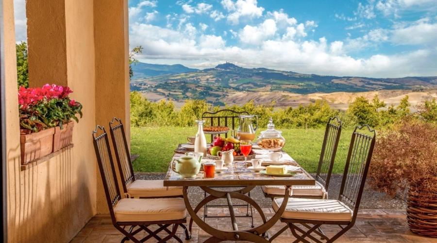 Villa Flavia - Tuscany - San Casciano dei Bagni