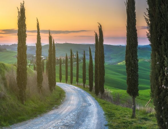 location image Villas in Tuscany