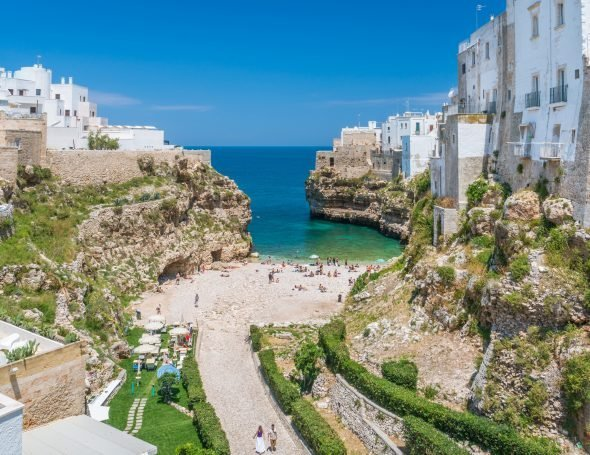 location image Villas in Puglia