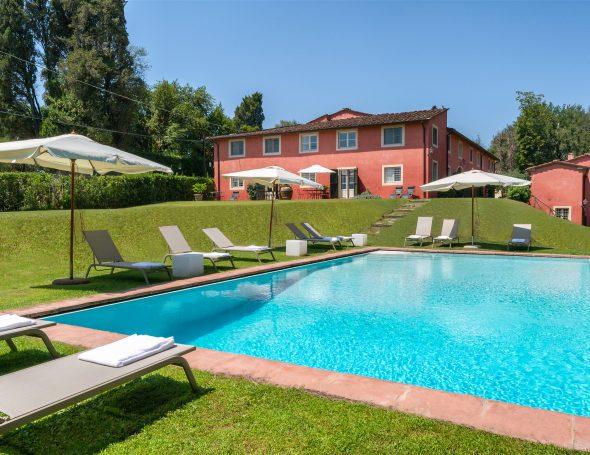 Villa Nova - Tuscany - Lucca