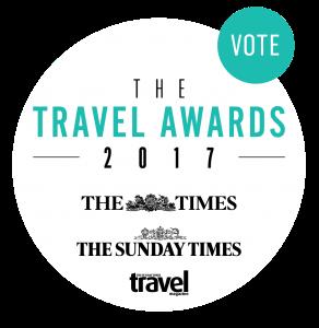 The travel awards 2017