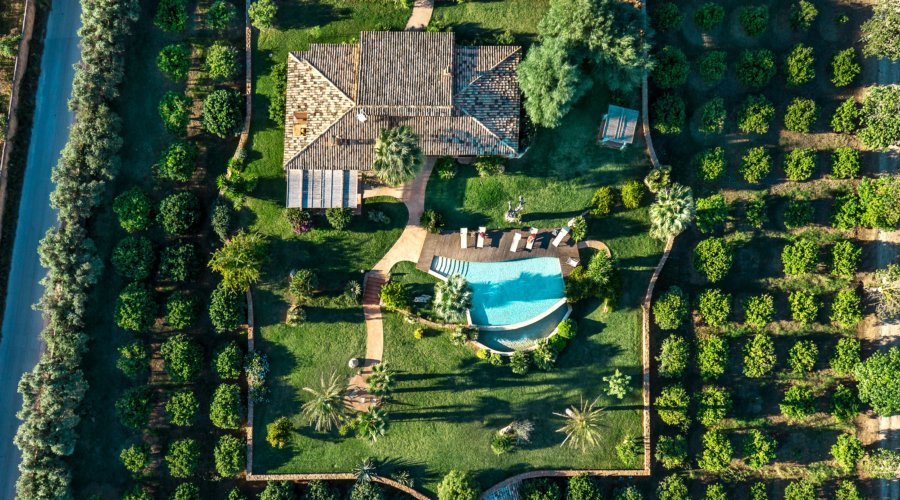 Villa Goletta Selinunte Sicily