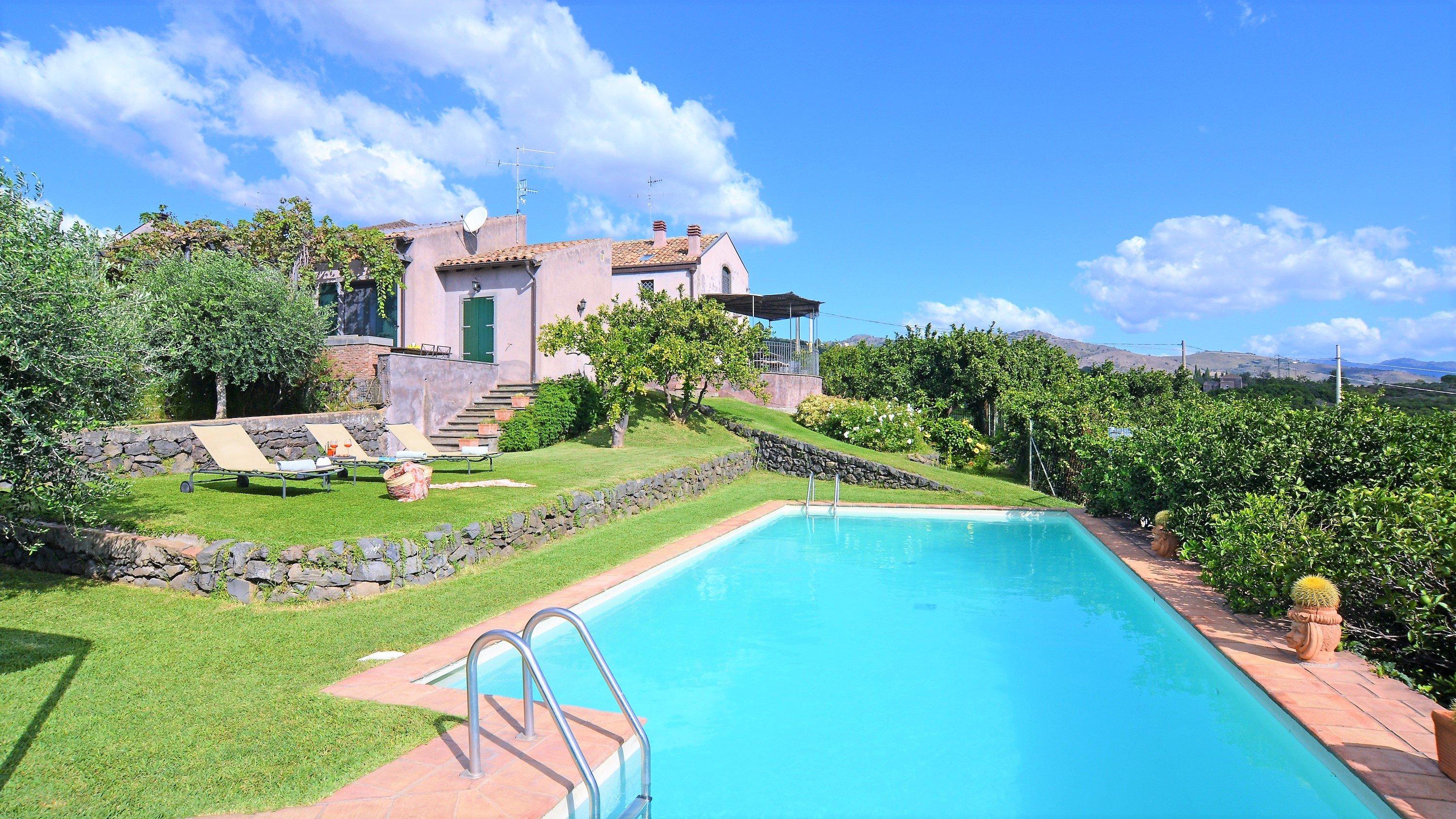 Villa degli Aranci - Sicily - Fiumefreddo