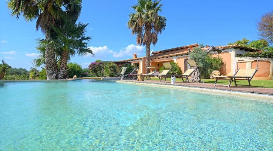Villa La Goletta - Selinunte - Sicily