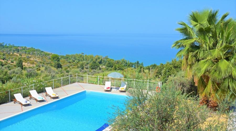 Villa Le Sorbe - Sicily - Caronia