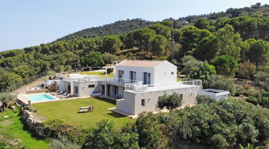 Villa Rita Cefalu Sicily