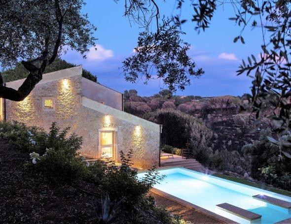 Villa Palmento - Caltagirone - Sicily