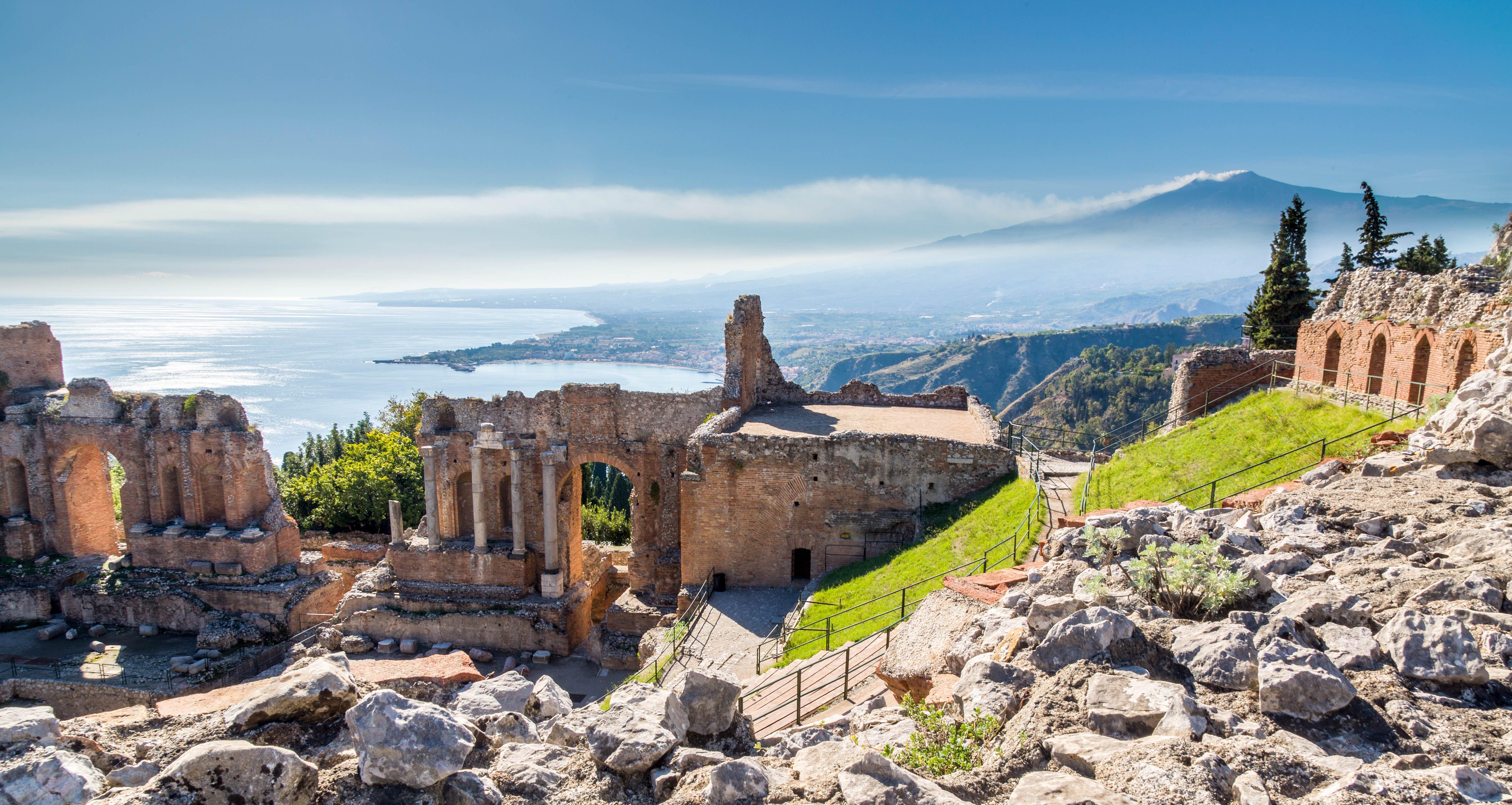 location image Villas in Sicily