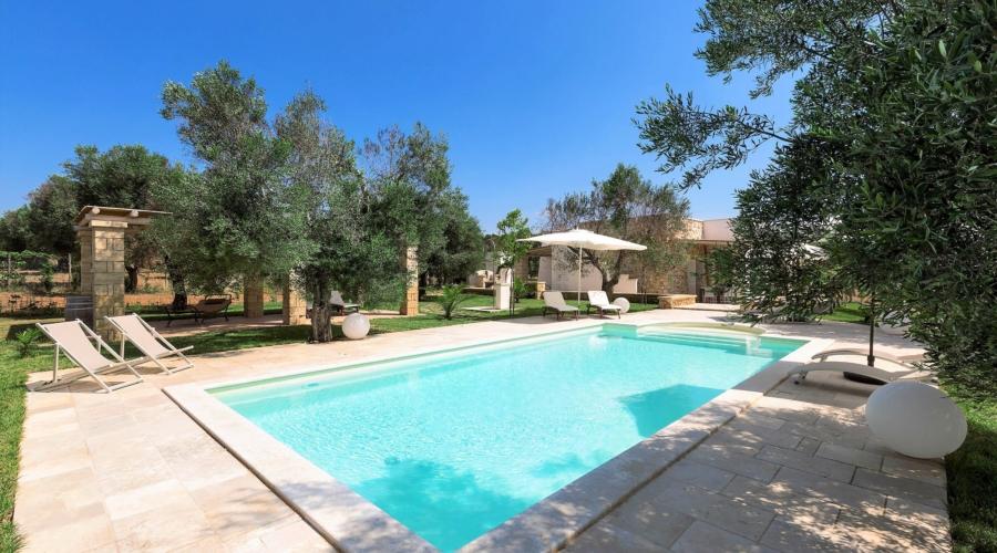 Villa Serena - Puglia - Salve-Lecce