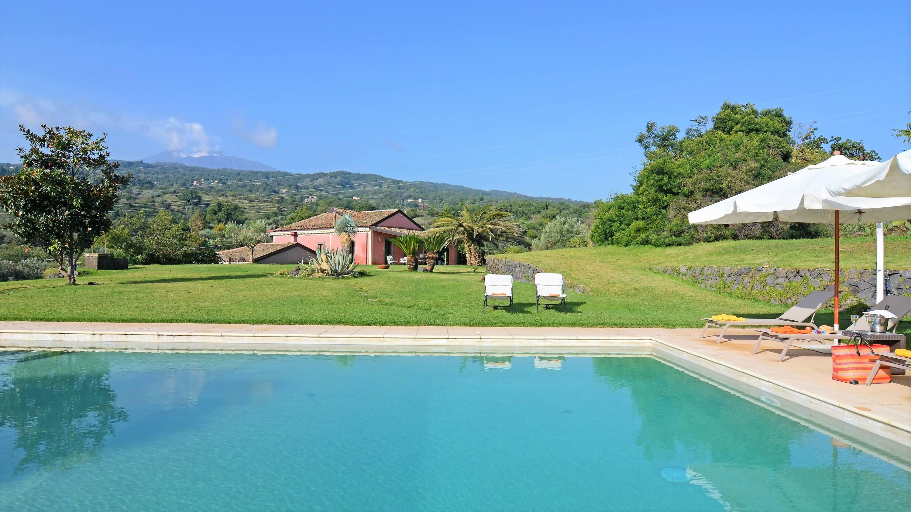 Villa Rebecca - Sicily - Piedimonte Etneo