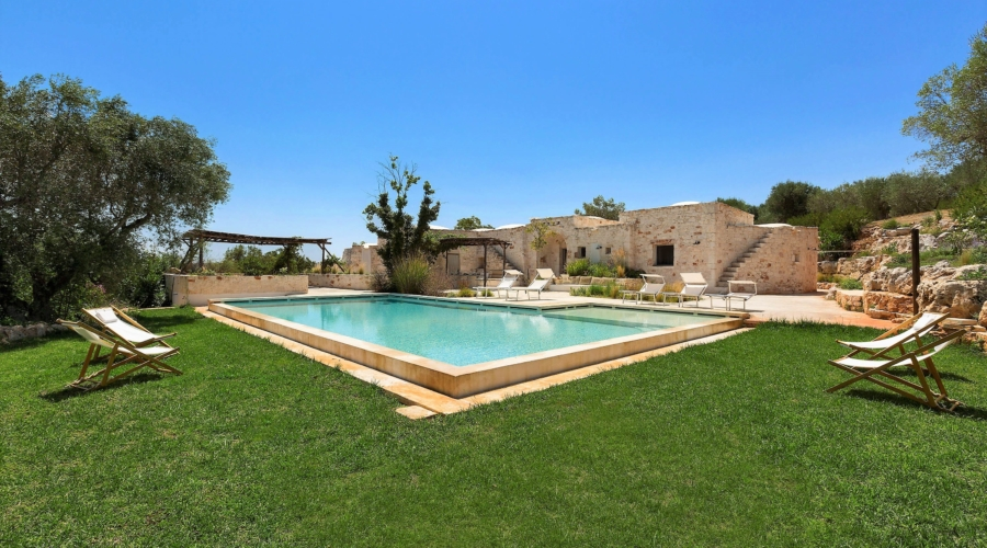Villa Dalma - Puglia - Ostuni