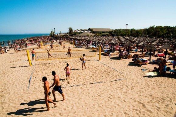 Beaches in Catania la playa