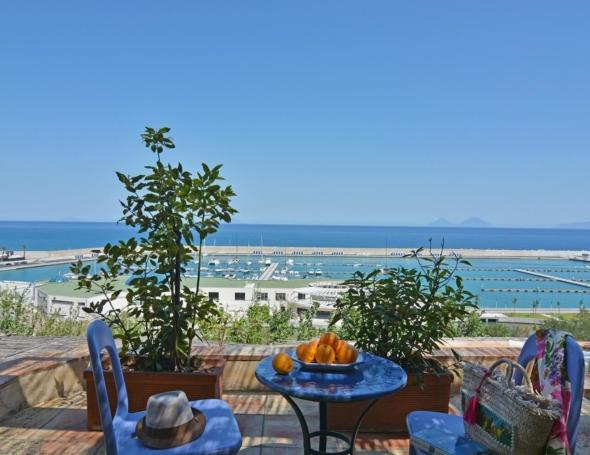 Villa Blue Mare Capo D'Orlando Sicily 06