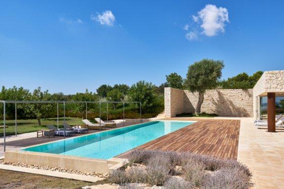 villa orizzonte blue Noto Siracuse