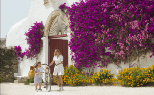 Family friendly villas puglia