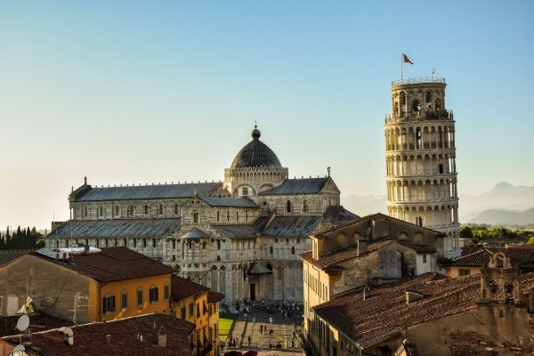 Leaning Tower of Pisa - Tuscany