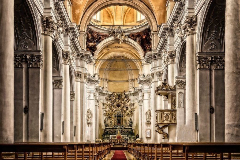 Cathedral in Sicily
