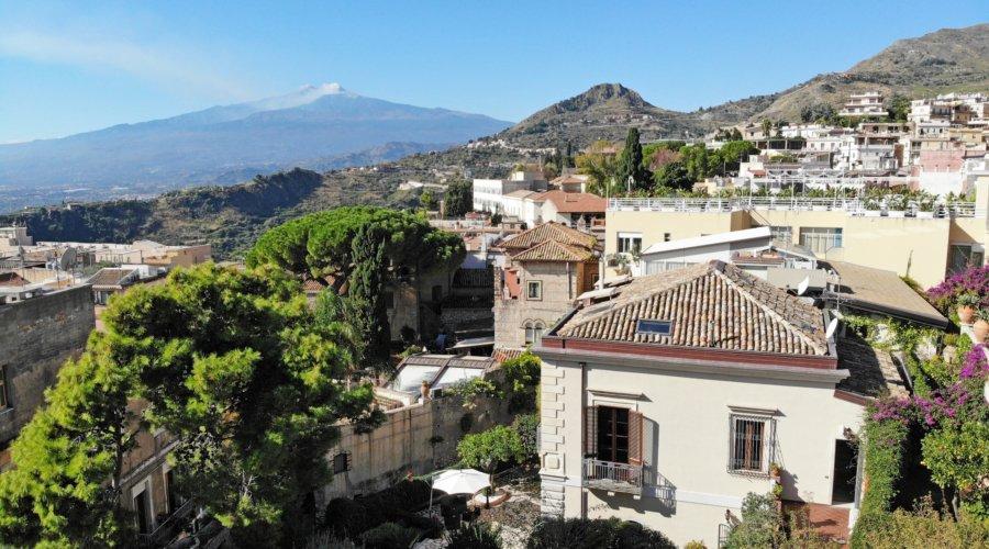 Villa Mazzei Taormina Sicily