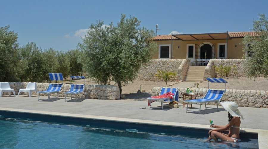 Villa degli Ulivi Noto Sicilia