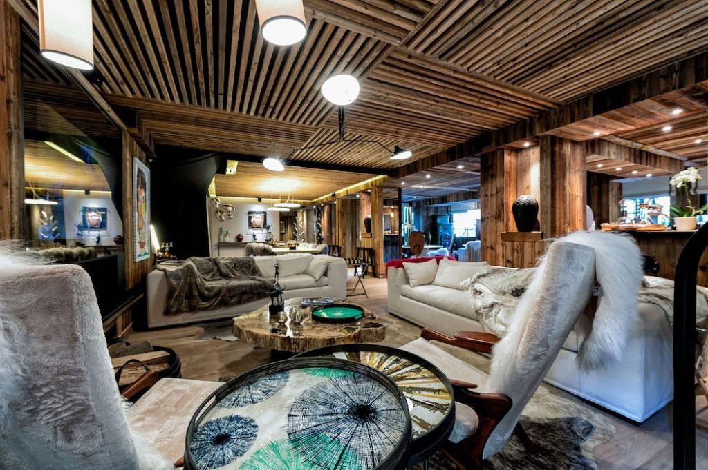 indoor chalet france
