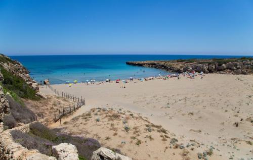 Calamosche beach Noto Sicily
