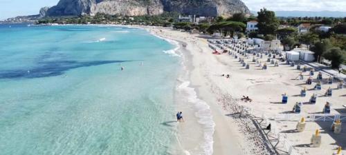 Mondello Palermo beaches
