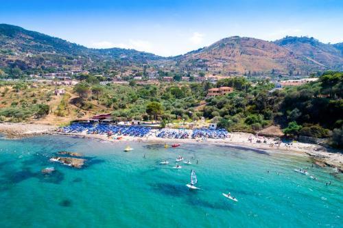 Cefalu beaches